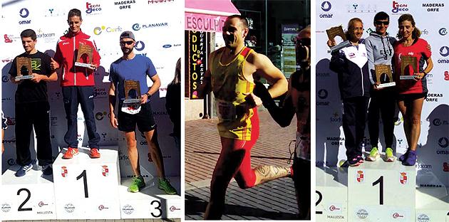 Atletismo Aranjuez Legua Illescas