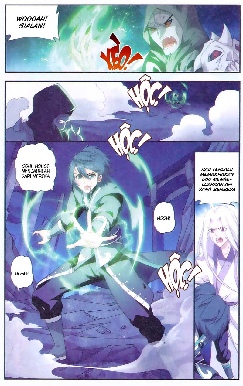 Battle Through the Heavens Chapter 169-33
