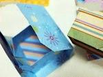 Membuat Kotak Kado Sendiri Dengan Origami Sederhana