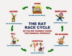 चूहा दौड़ क्या है ?