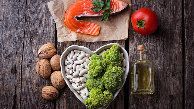 tujuan diet jantung