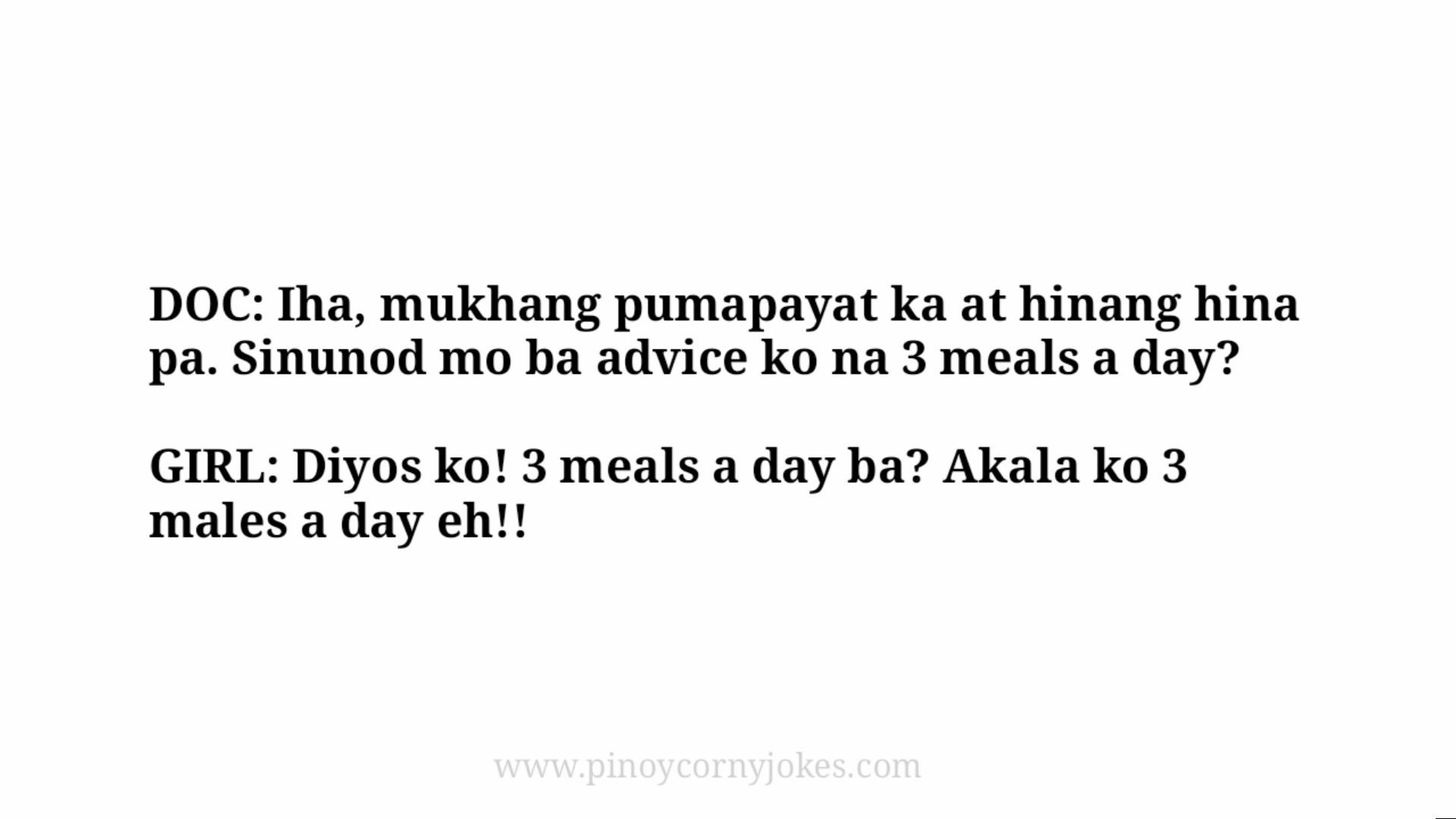 pumapayat pinoy medical jokes 2021