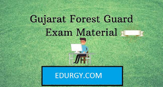 Gujarat Forest Guard Study Material : Wildlife One liner Question & Answer