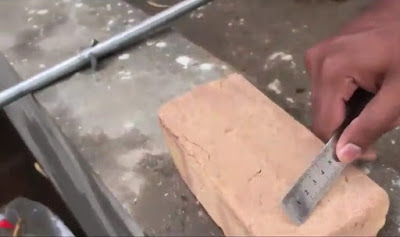 How to check the Brick Quality on site , Brick Quality test