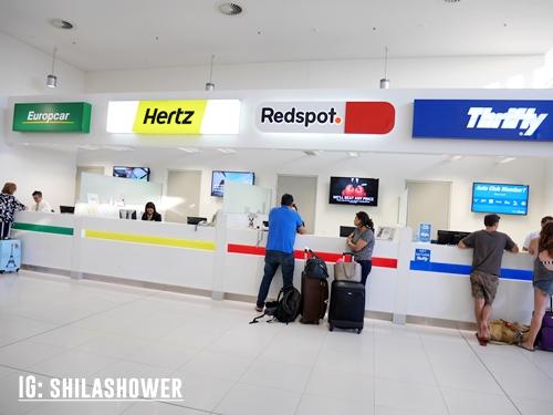 Hertz Rental Car Kota Kinabalu
