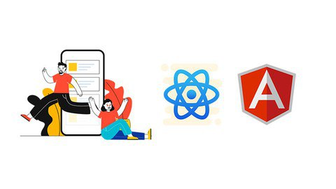React & Angular: Complete Guide for Beginners (Step by Step) [Free Online Course] - TechCracked