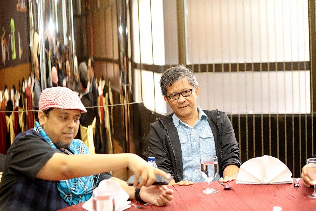 Heboh Ustadz Haikal Hassan Bongkar Penghilangan Jejak Konsultan Politik Presiden Jokowi