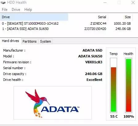 Software Untuk Mengecek Kesehatan SSD-4