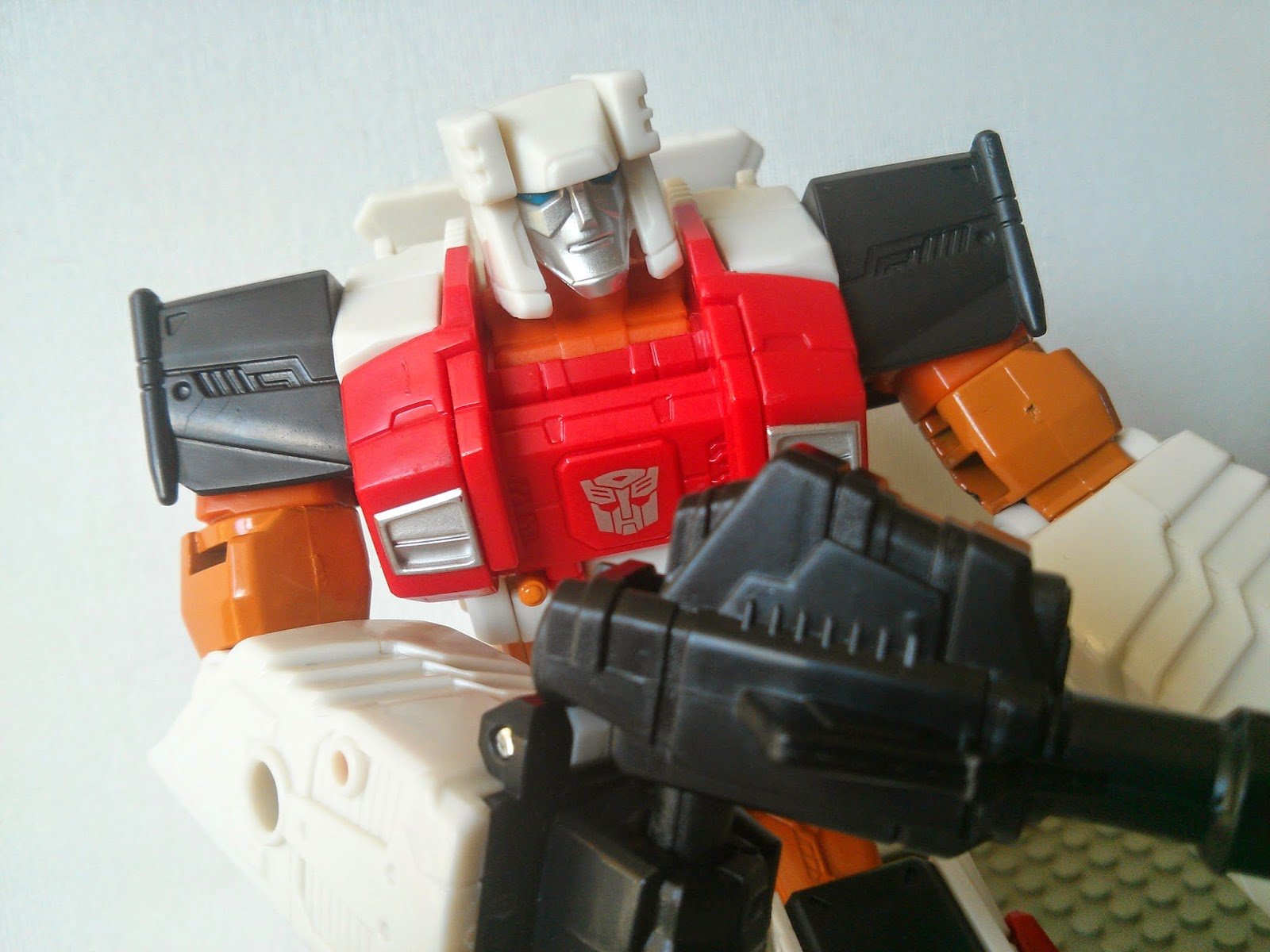transformers g1 Silverbolt