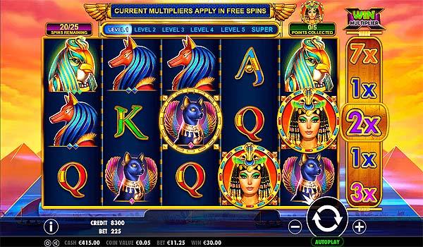 Main Gratis Slot Indonesia - Queen of Gold (Pragmatic Play)