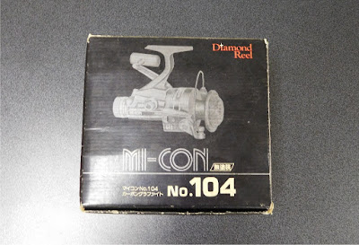 Diamond Reel MI-CON No.104