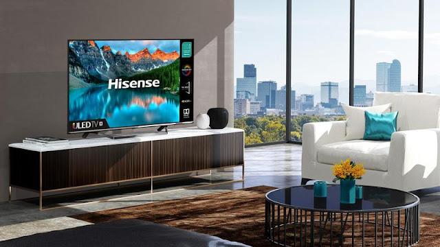 Hisense U7QF Review