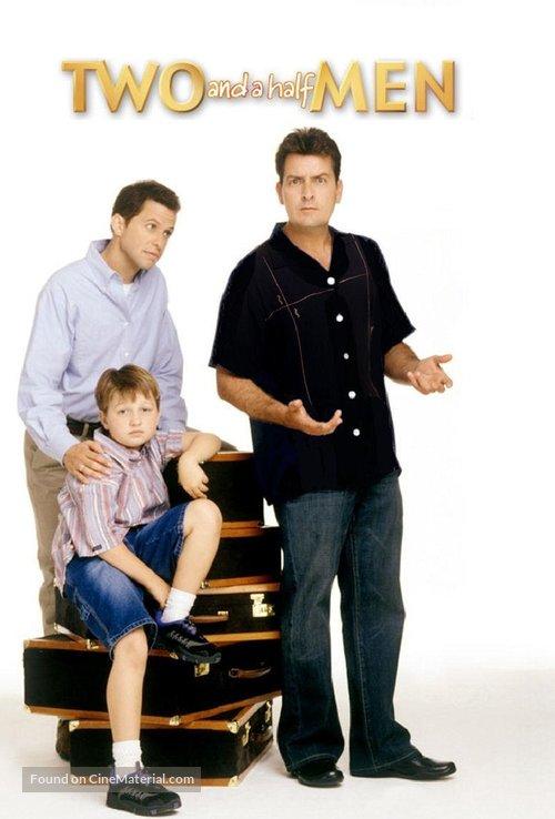 Two And a Half Men Temporada 1 1080p Dual Latino/Ingles