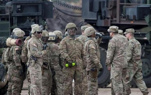 Οι ΗΠΑ στέλνουν άλλους 1.000 στρατιωτικούς στη Μέση Ανατολή