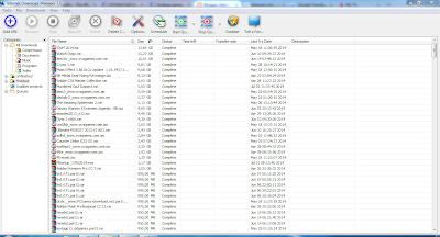 Hasil Download Menggunakan IDM 7.1