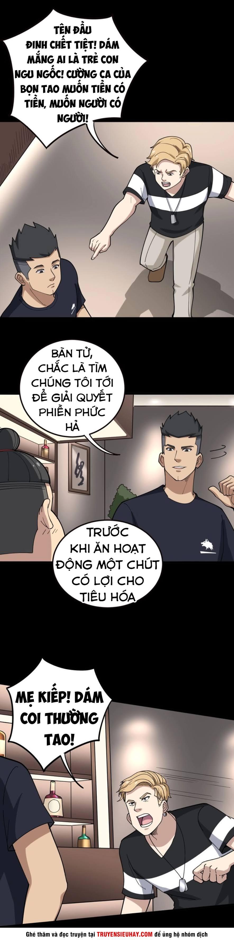 Độc Thủ Vu Y Chapter 46 video - Hamtruyen.vn
