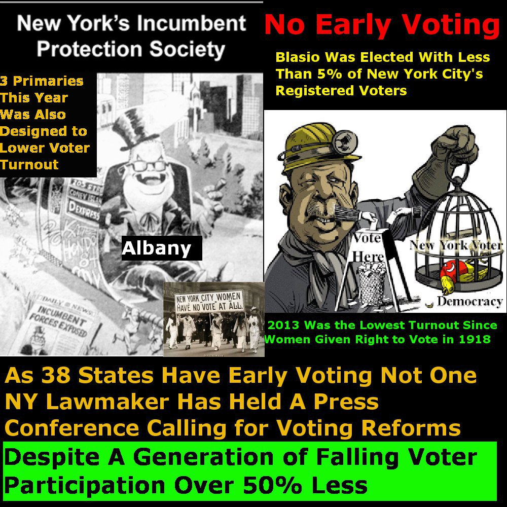 the reasons for the low us voter participation