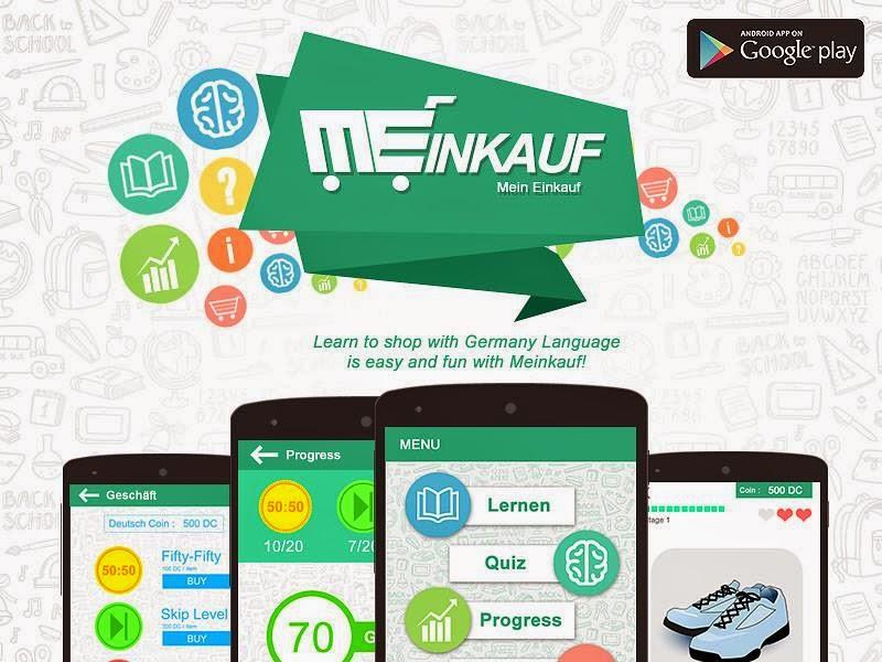 aplikasi android belajar bahasa jerman