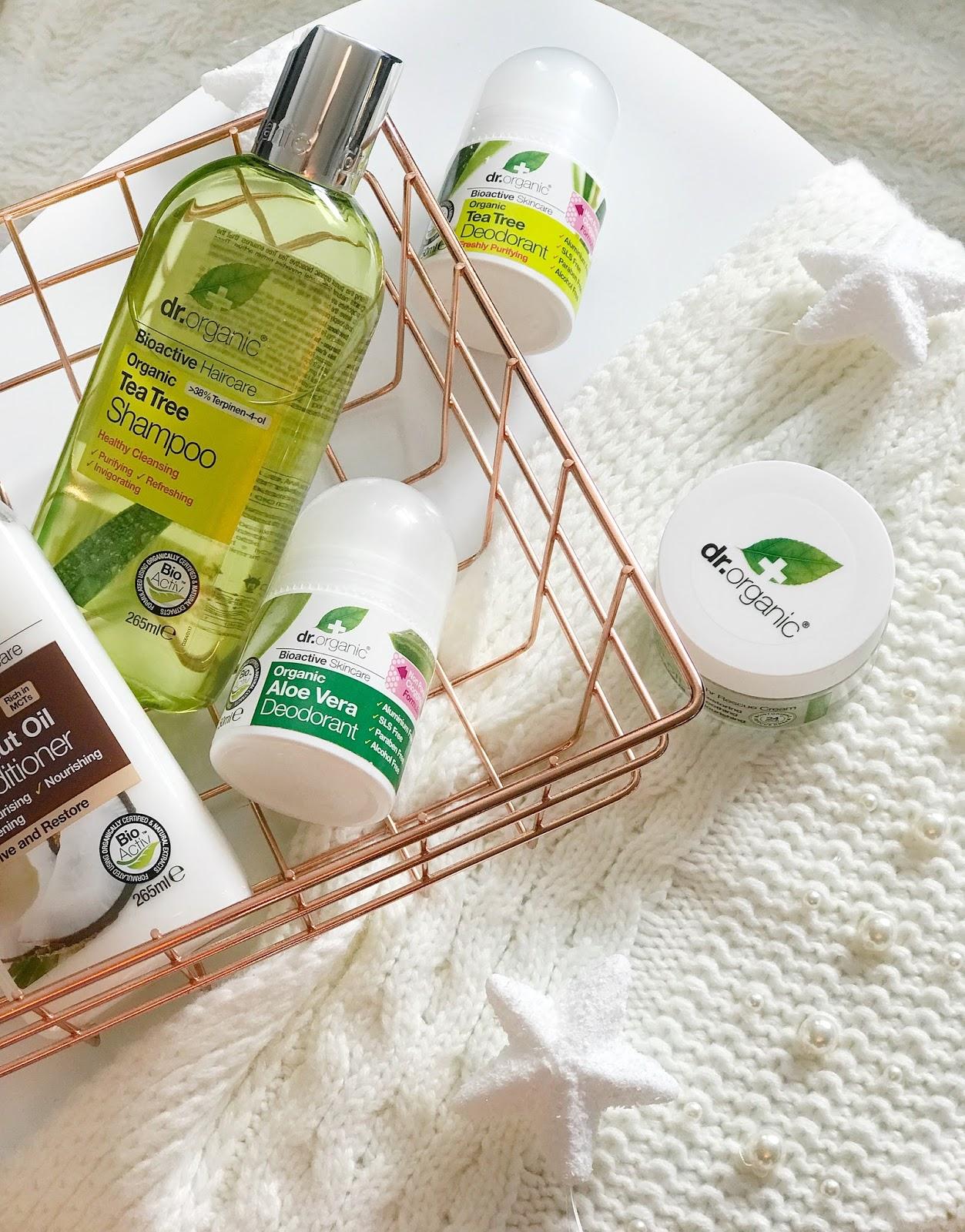dr. organic naravna ekološka kozmetika