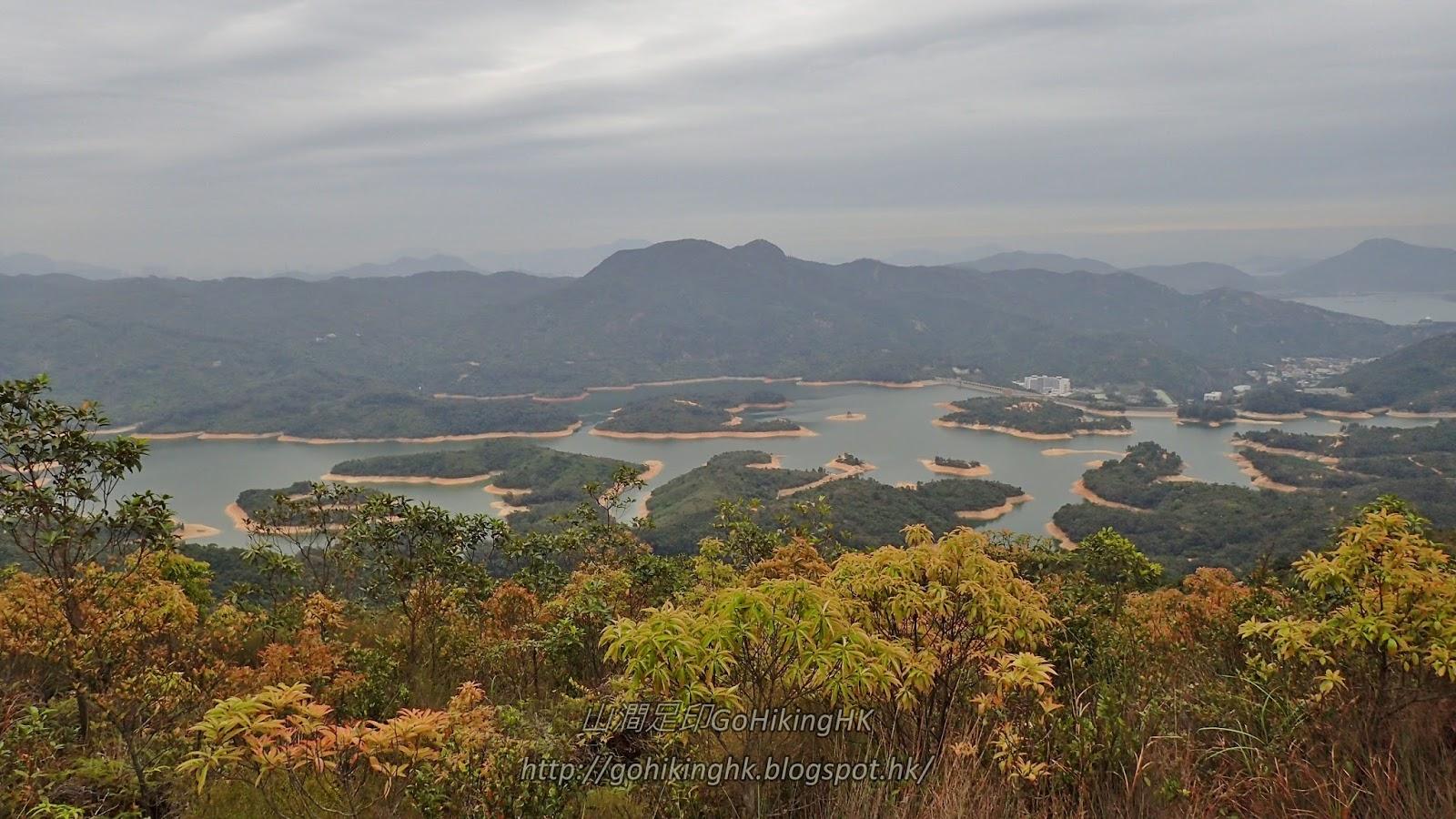 香港山澗足印 GoHikingHK: 公庵山 千島湖 黃金海岸