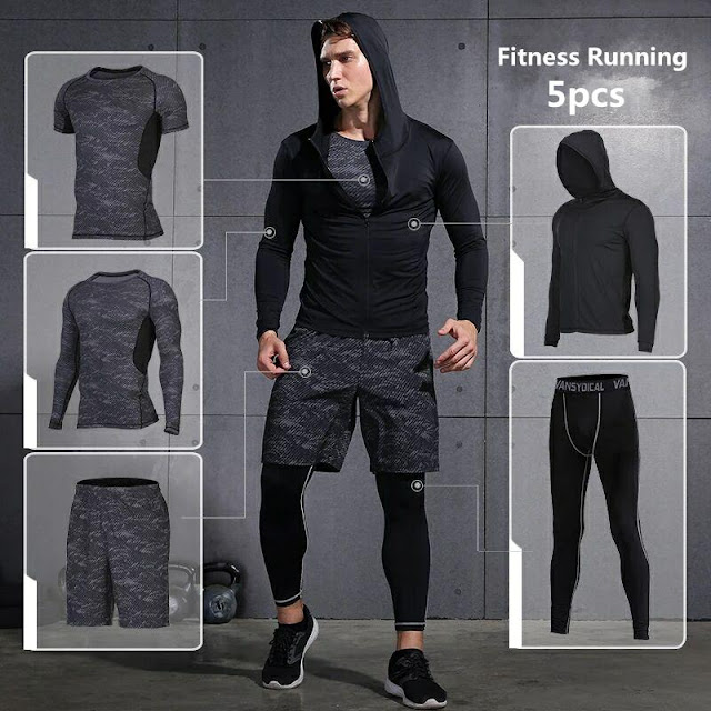 men activewear