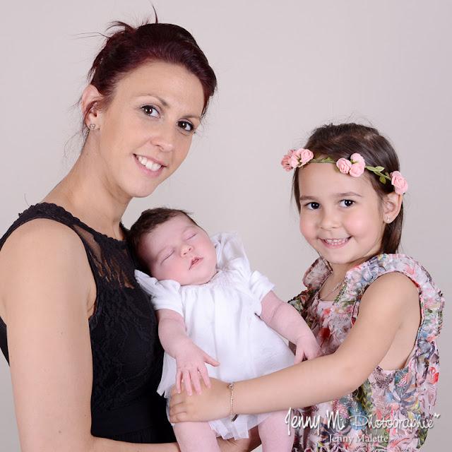 photographe bébé famille maternité nieul le dolent, nesmy, st florent des bois