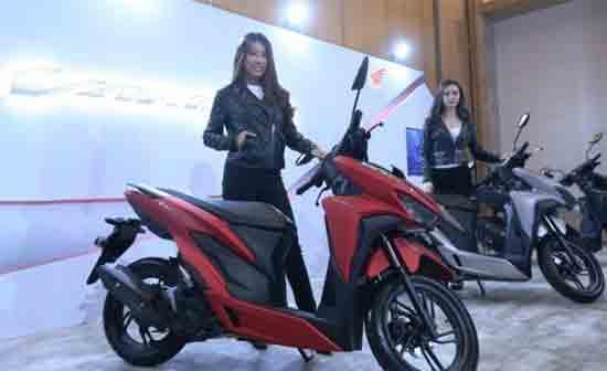 All New Honda Vario 150 dan All New Honda Vario 125. FOTO/astra-honda.com