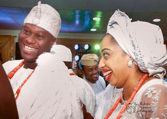 ooni ife wedding