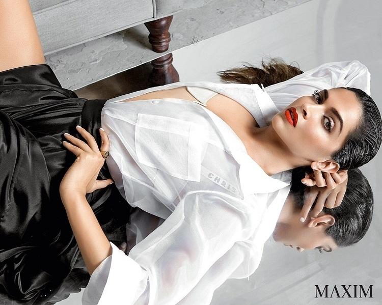 Deepika Padukone Maxim June 2017 Hot Images