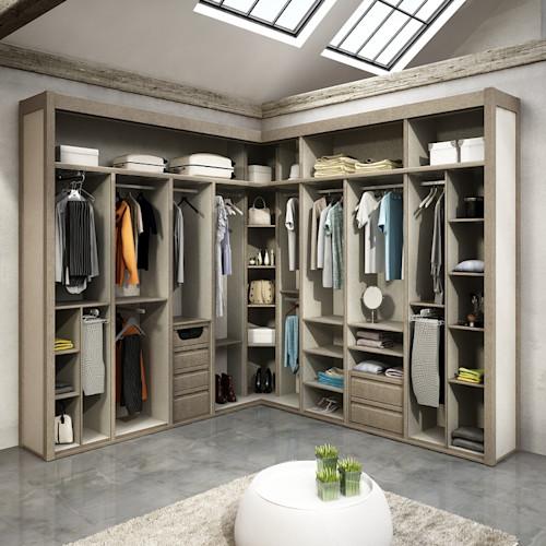 lemari pakaian banyak laci
