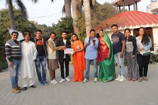 Nai rasme Nai Kasme Bhojpuri Movie Star casts, News, Wallpapers, Songs & Videos