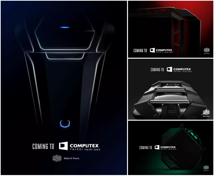 Here's A Sneak Peek On What Cooler Master Have For COMPUTEX 2017! 11