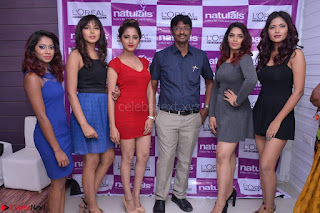 Natural Beauty Salon Launch Stills At tur 09.jpg