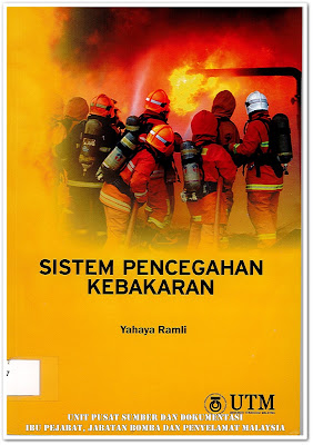 Sipnosis Buku : Sistem Pencegahan Kebakaran