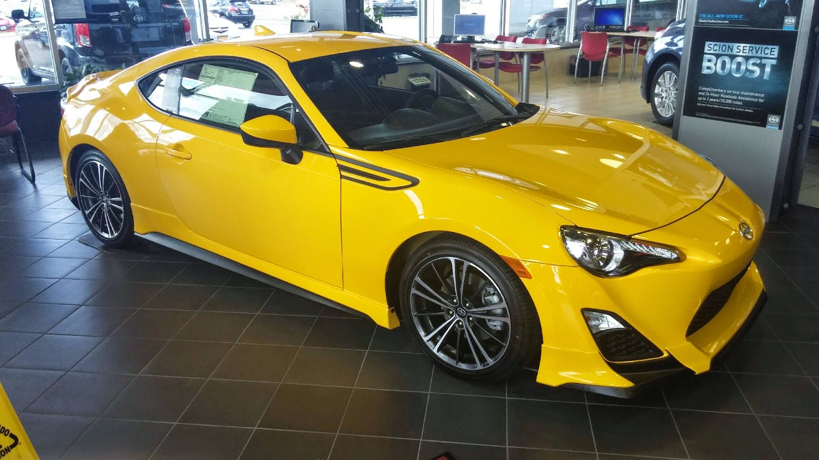 hoselton auto mall the new 2015 scion fr s release series 1 0 is here. Black Bedroom Furniture Sets. Home Design Ideas