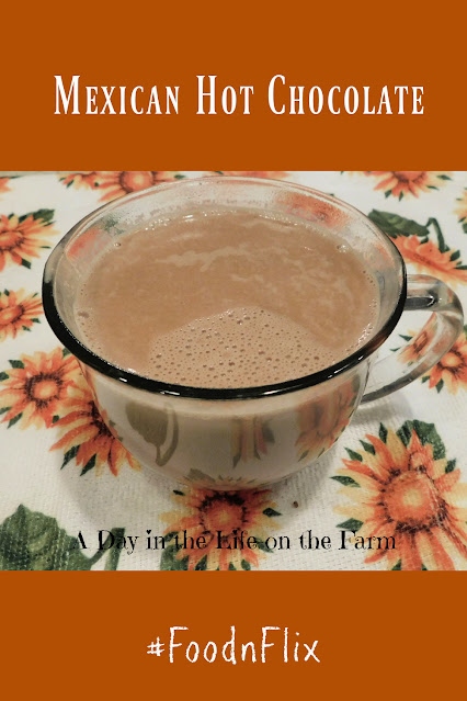 Mexican Hot Chocolate with Chile pin