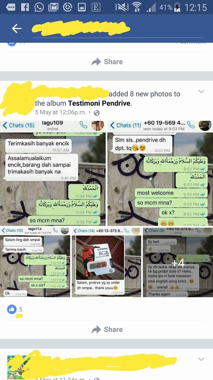 Didi And Friends Kecewa Hasil Karyanya Dicetak Rompak dan Dijual Tanpa Rasa Salah!