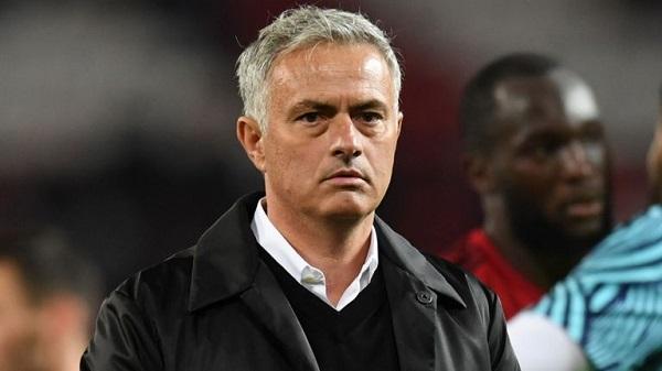 Hình ảnh HLV Jose Mourinho