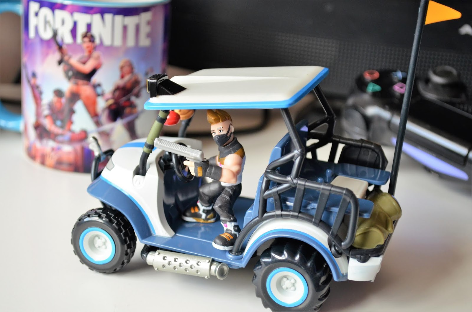 Epic Games Fortnite Battle Royale ATK All Terrain Kart Golf Cart Review