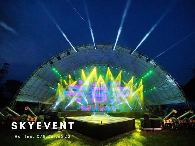 Công ty tổ chức sự kiện chuyên nghiệp - Sky Event