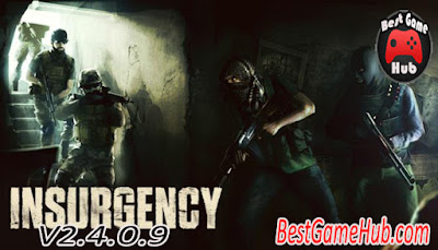 Insurgency V2.4.0.9 PC Game Free Download