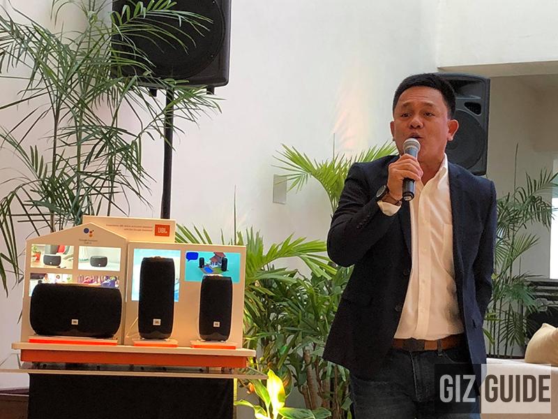 Larry Secreto, Harman Lifestyle Audio, Philippine Country Head