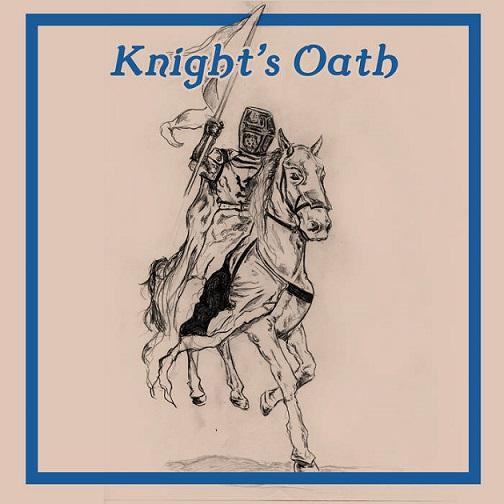 Το ομώνυμο ep των Knight's Oath