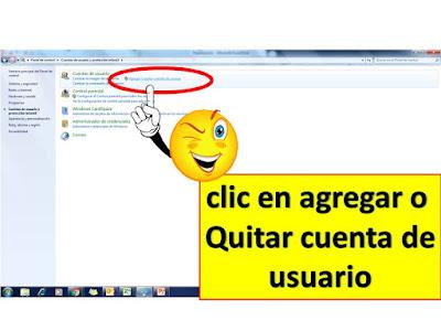 para colocar una contraseña en una cuenta de usuario en windows 7 debes dar doble clic sobre la cuenta que quieres colocarle la contraseña y luego clic en crear una contraseña colocas la contraseña que deseas das clic en guardar cambios y listo
