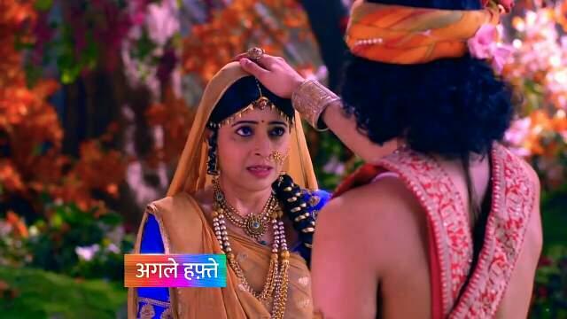 Radha krishna upcoming episode