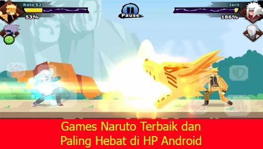 Games Naruto Terbaik dan Paling Hebat di HP Android