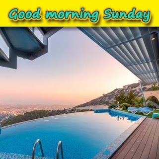Good morning Sunday image