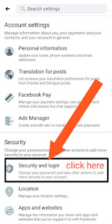 Facebook id safe or haked and check it