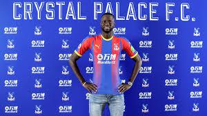 Crystal Palace sign Cheikhou Kouyaté