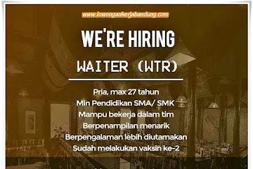 Loker Bandung Waiter Dago Panyawangan